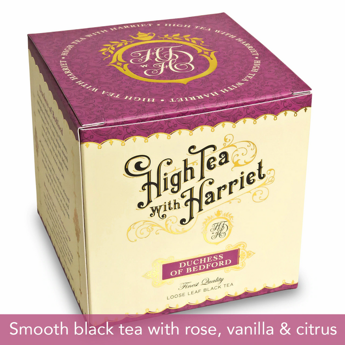 Harriet Tea - Duchess of Bedford 100g