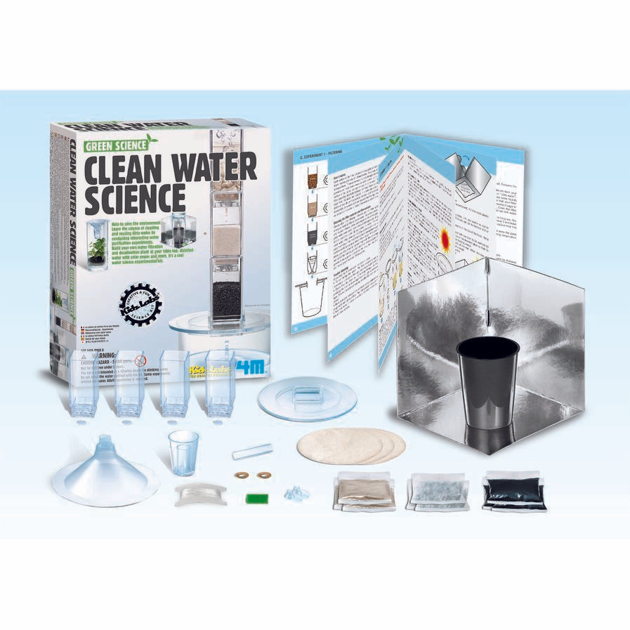 4M GREEN SCIENCE : CLEAN WATER SCIENCE