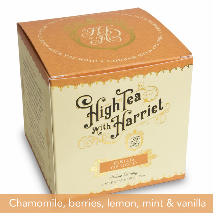Harriet Tea - Fields of Gold 50g