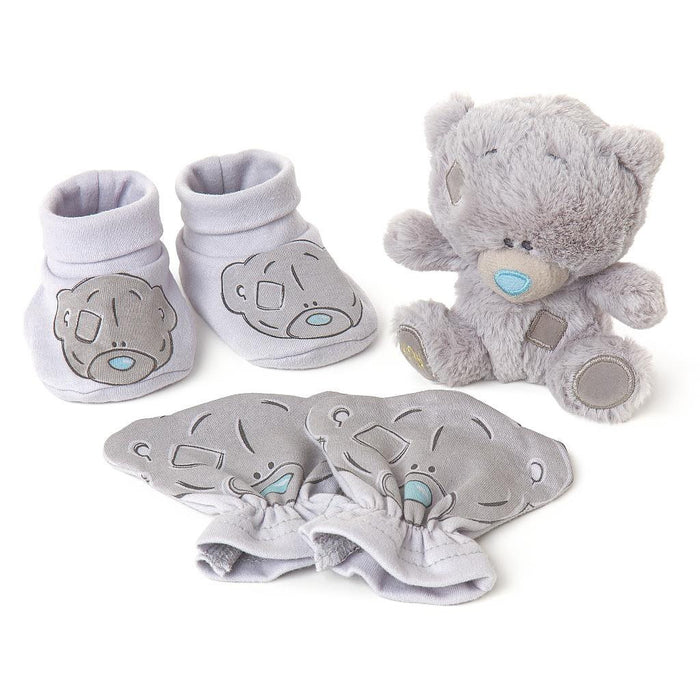 TTT Plush Mitten and Sock Set in Gift Box