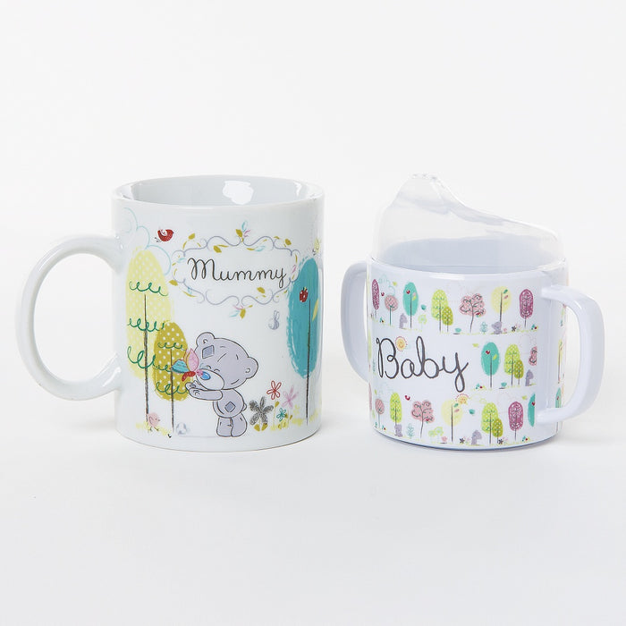 TTT MUM AND BABY MUG SET