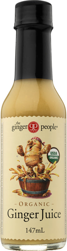 Ginger Juice Organic 147ml
