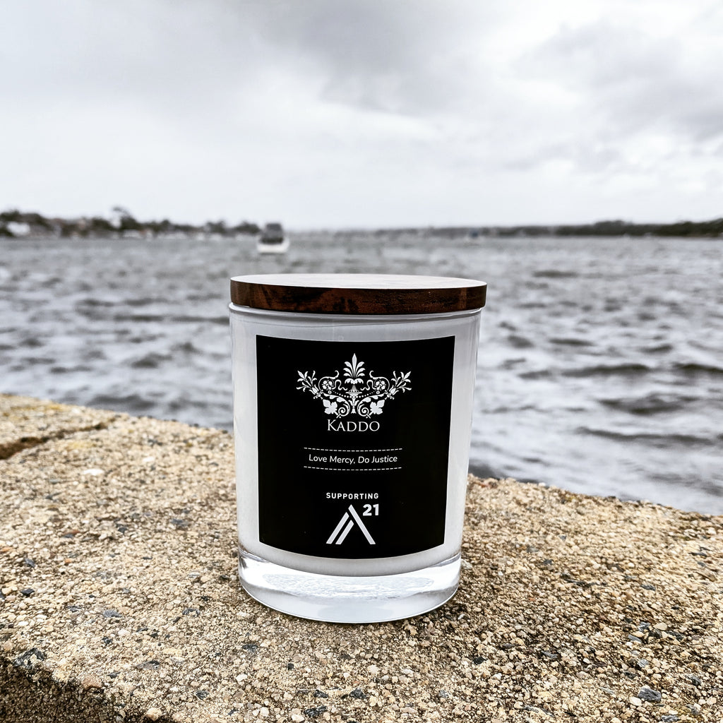 A21 Peace Candle 300g