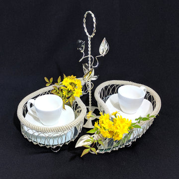 Classy Twin Serving Tray Set