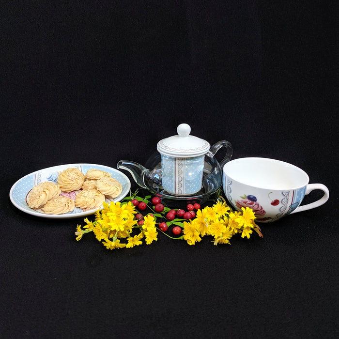 3 in 1 teapot set
