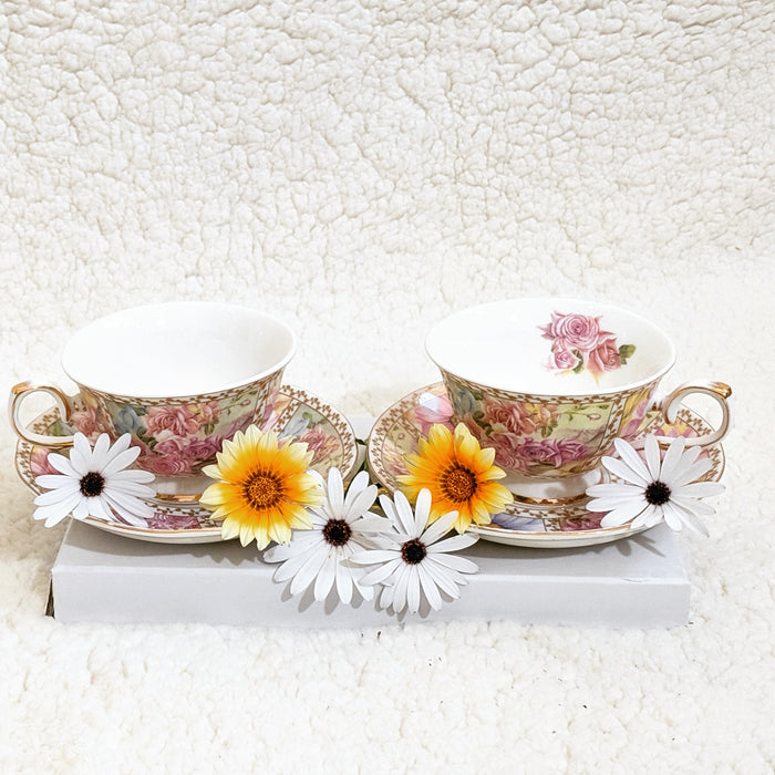 Florenzia cup and saucer set