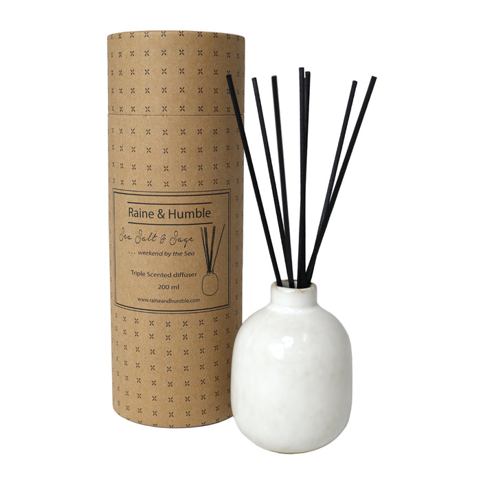 Scented Diffuser Sea Salt & Sage 200ml