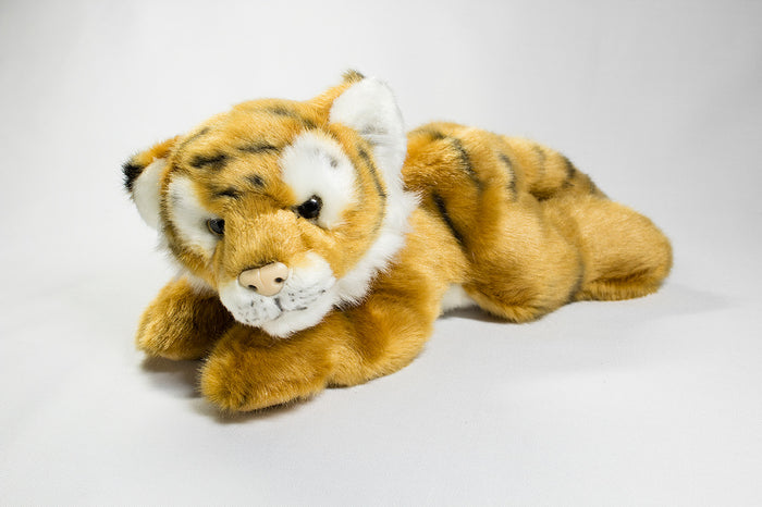 RORY BROWN TIGER 25CM