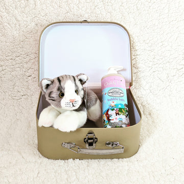 Kitty Luggage GIft Pack