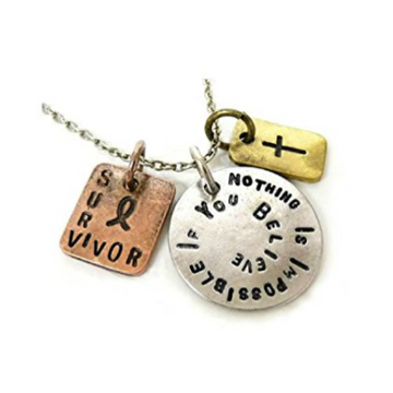 Nothing Is Impossible Necklace
