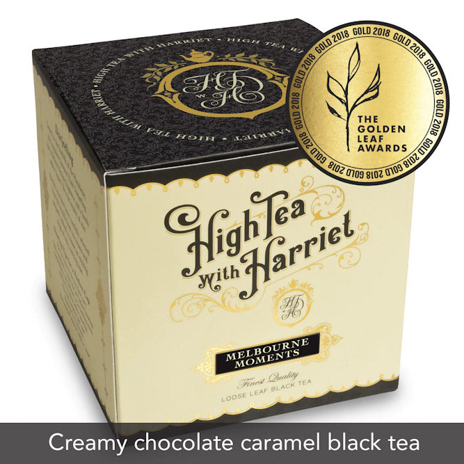 Harriet Tea - Melbourne Moments 110g