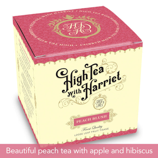Harriet Tea - Peach Blush 110g