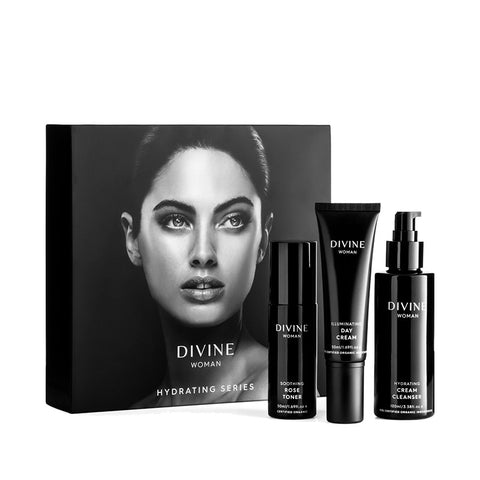 Divine Woman Hydrating Series - ACO Certified Organic