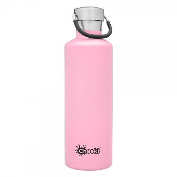 600ml Insulated Classic Bottle - Pink