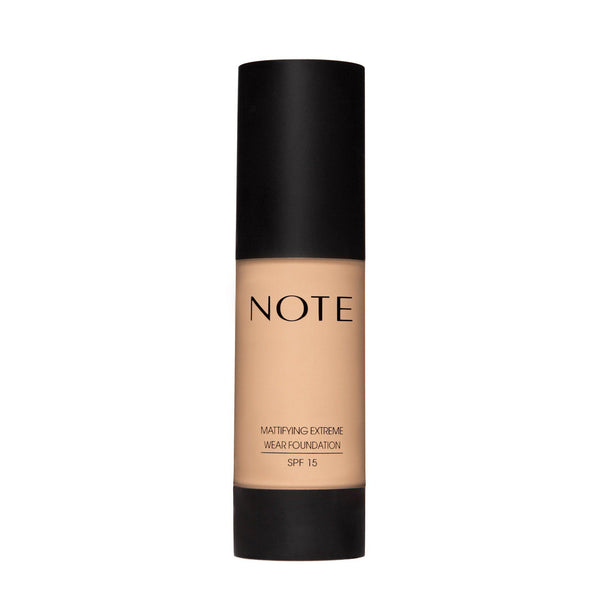 MATTIFYING EXTREME WEAR FOUNDATION SPF 15