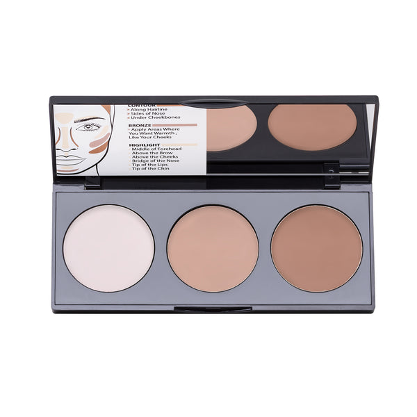 PERFECTING CONTOUR CREAM PALETTE