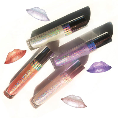 COSMO LIGHTS 3D HOLOGRAPHIC LIPGLOSS