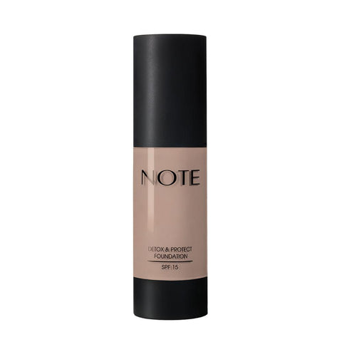 DETOX & PROTECT FOUNDATION - SPF 15