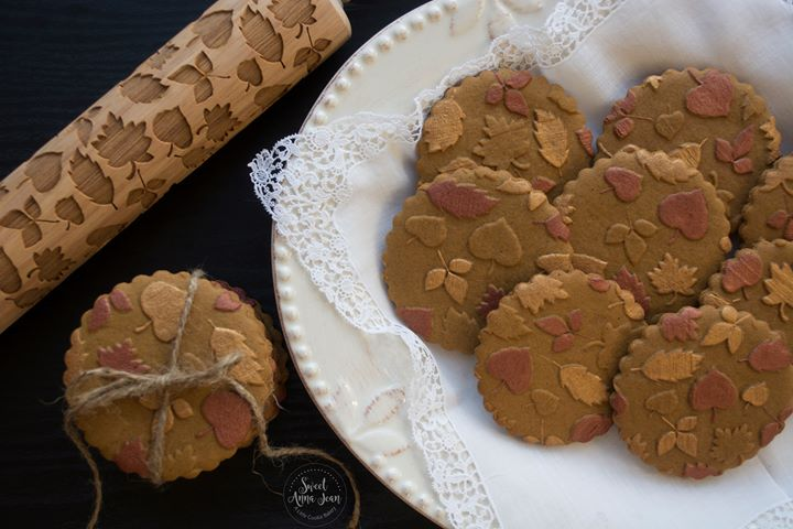Gingerbread cookie recipe from Sweet Anna Jean (Erika Kinsella)