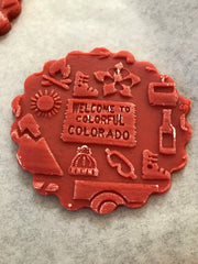 Welcome to Colorful Colorado Rolling Pin
