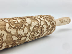 Bees and Flowers Rolling Pin