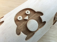 Penguins Rolling Pin