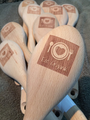 Wooden Spoon - CUSTOM