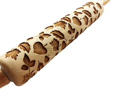Fall Leaves Rolling Pin