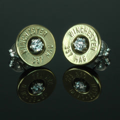 .357 Magnum Earrings