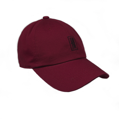 ZIVI DAD HAT BURGUNDY