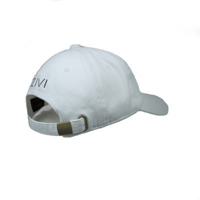 ZIVI DAD HAT WHITE