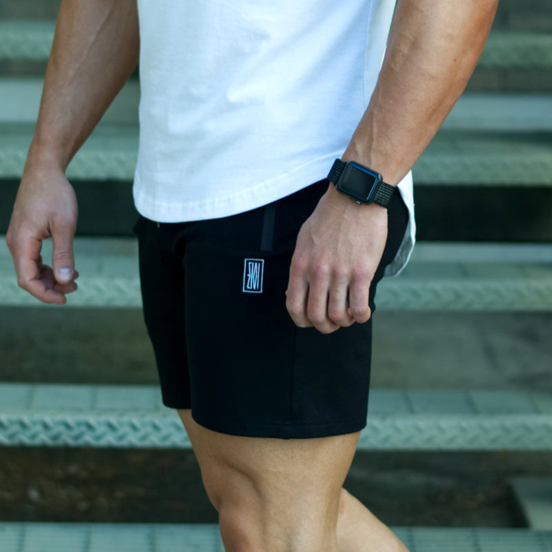 Performance Shorts Black