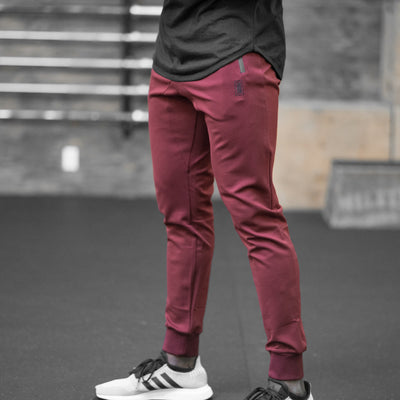 Performance Joggers Burgundy