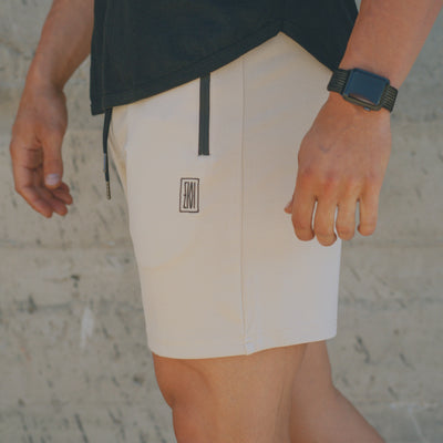 Performance Shorts Cream