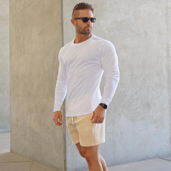 MODERN ZIVI SHORTS - CREAM