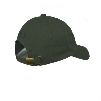 ZIVI DAD HAT ARMY GREEN