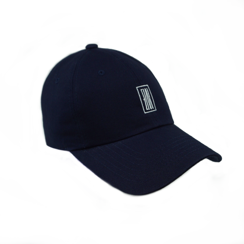 ZIVI DAD HAT MIDNIGHT BLUE