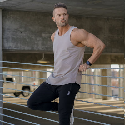 Performance Tank Top Opal Gray