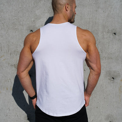 Performance Tank Top White