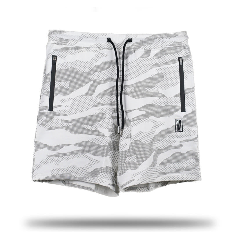 PERFORMANCE SHORTS WHITE CAMO