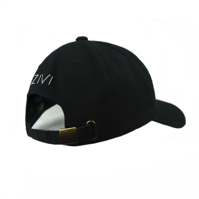 ZIVI DAD HAT BLACK