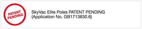 Elite Pole Patent Pending