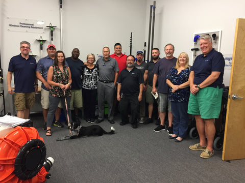 SkyVac Training Day July 2018