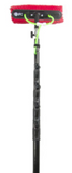 Flip Lock II Carbon Fiber Telescopic Poles with Speed Brush