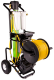 Hydro Cart Hose Reel with 100' Hose