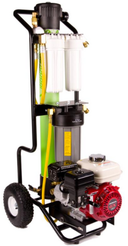 Hydro Cart Ultra Pure Water Cleaning System Tank Cart