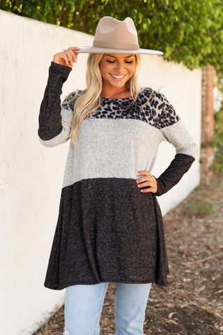 Loads of Love Tunic Tee