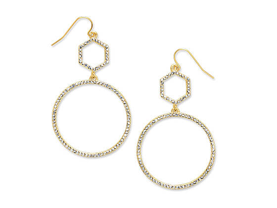 "Premier Designs ""Ritzy"" Earrings"