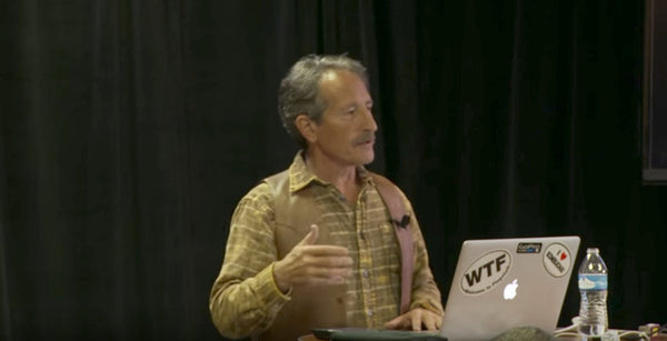 Dr. Ron Rosedale - 'The Early Ancestral Connection Between Protein, Cancer, Aging and TOR'