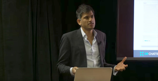 Dr. Rangan Chatterjee - 'Low Carb, Slow Carb and the Microbiome'